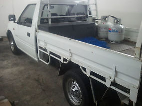 1999 Holden Rodeo low kms TFR9 image 8