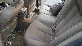 2003 Infiniti q45, silver 4 door, luxury sedan image 8