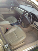 MERCEDES BENZ E320............TUNGSTEN image 7