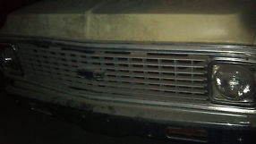 1972 Chevy C10 Pick Up Half Ton 2 Wheel Drive For Parts or Restore image 8