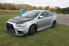 Mitsubishi Evolution 2008, Manual - All Options, 1 Owner 10K of Upgrades