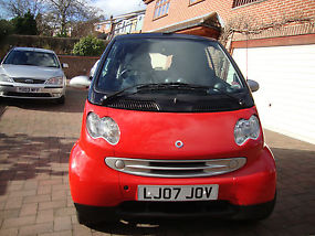 2007/07 SMART FOURTWO PULSECONVERTABLE AUTOMATIC image 2