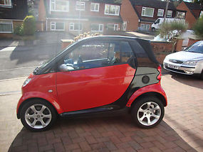 2007/07 SMART FOURTWO PULSECONVERTABLE AUTOMATIC image 4