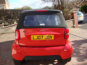 2007/07 SMART FOURTWO PULSECONVERTABLE AUTOMATIC image 7