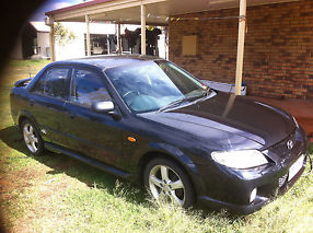 mazda 323 sport not commodore , falcon  image 1