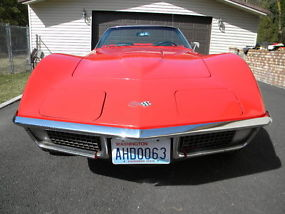 1971 Corvette Convertible with Air Conditioning image 4