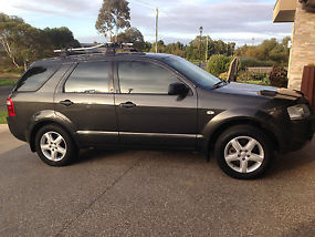 Ford Territory TS (2009) 4D Wagon 4 SP Auto Seq Sports (4L - Multi Point... image 1