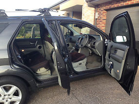 Ford Territory TS (2009) 4D Wagon 4 SP Auto Seq Sports (4L - Multi Point... image 4