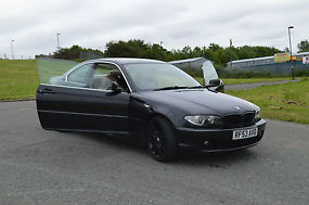 BMW 320Ci E46 COUPE FACE LIFT image 2