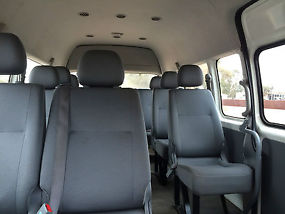 Toyota Hiace Commuter (2008) Bus 4 SP Automatic (3L - Diesel Turbo F/INJ) 14... image 4