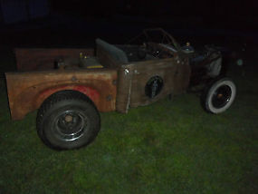 1935 RAT ROD PROJECT TRUCK AWESOME START & READY TO BE FINISHED image 6