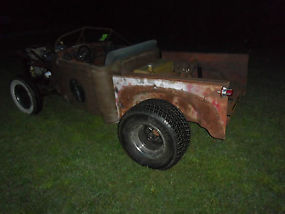 1935 RAT ROD PROJECT TRUCK AWESOME START & READY TO BE FINISHED image 7