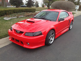 2000 Ford Mustang GT with Roush Body Kit and Suspension ...