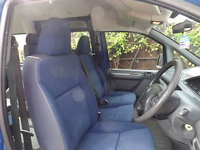 2005 FIAT SCUDO WHEELCHAIR ACCESSIBLE WITH 5 SEATS image 3
