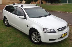 2008 VE COMMODORE WAGON - OMEGA - LOW KMS