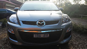 Mazda CX7 MZR-CD Turbo Diesel 2010 LUXURY SPORT AWD image 1