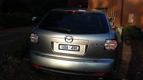 Mazda CX7 MZR-CD Turbo Diesel 2010 LUXURY SPORT AWD image 3