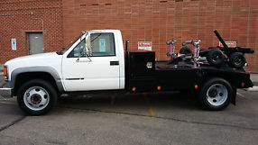 2000 Chevy C3500HD Tow Truck, Repo, Wrecker, Self Loader