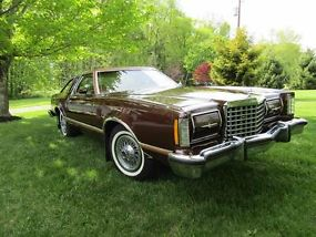 1977 Ford Thunderbird, Classic All Original, Mint Condition! Only 80,000 Miles! image 1