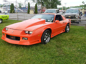 1992 chevrolet camaro rs coupe 2 door 5 0l 25th. Black Bedroom Furniture Sets. Home Design Ideas