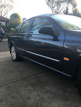 2000 Ford AU 75th Anniversary Fairmont Ghia Sedan