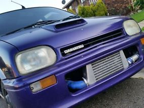 Mira Turbo TRXXTURBO FUN HOT HATCH$1800