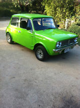 Mini (1978) 2D Sedan Manual (998 cc - Carb) Seats
