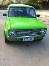 Leyland Mini (1978) 2D Sedan Manual (998 cc - Carb) Seats image 1