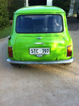 Leyland Mini (1978) 2D Sedan Manual (998 cc - Carb) Seats image 2