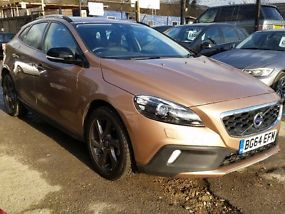 V40 CROSS COUNTRY 1.6 TD D2 Cross Country Lux Powershift 5dr (start/stop)