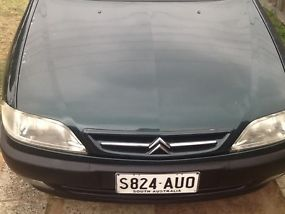 Citroen Xsara 1.8i (1998) 5D Hatchback 5 SP Manual (1.8L - Multi Point F/INJ) image 5