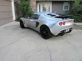 2006 Lotus Exige VF Supercharged 290bhp image 1