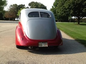 1937 Ford Slantback Sedan image 3