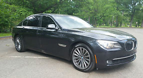 2012 BMW 7 series 740li 740 LI Owner Sale Mint Condition 49450 miles Low reserve