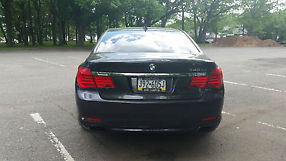 2012 BMW 7 series 740li 740 LI Owner Sale Mint Condition 49450 miles Low reserve image 2