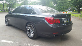 2012 BMW 7 series 740li 740 LI Owner Sale Mint Condition 49450 miles Low reserve image 3