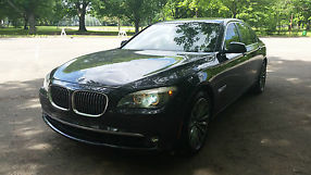 2012 BMW 7 series 740li 740 LI Owner Sale Mint Condition 49450 miles Low reserve image 6