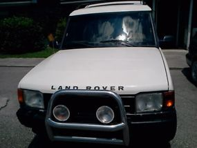 1996 Land Rover Discovery SD Sport Utility 4-Door 4.0L