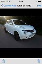 SALVAGE NISSAN JUKE STUNNING FULLY REPAIRED