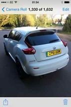 SALVAGE NISSAN JUKE STUNNING FULLY REPAIRED image 1