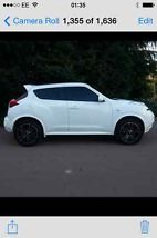 SALVAGE NISSAN JUKE STUNNING FULLY REPAIRED image 3