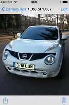 SALVAGE NISSAN JUKE STUNNING FULLY REPAIRED image 4
