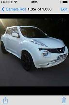 SALVAGE NISSAN JUKE STUNNING FULLY REPAIRED image 5