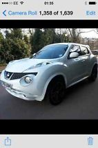 SALVAGE NISSAN JUKE STUNNING FULLY REPAIRED image 6