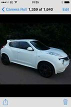 SALVAGE NISSAN JUKE STUNNING FULLY REPAIRED image 7