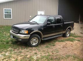 2001 Ford F150 SuperCrew 4x4 with 5.4 L V8