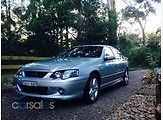 Ford Falcon XR6 (2004) 4D Sedan 4 SP Auto Seq Sports (4L - Multi Point F/INJ)... image 2