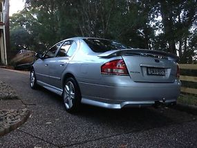 Ford Falcon XR6 (2004) 4D Sedan 4 SP Auto Seq Sports (4L - Multi Point F/INJ)... image 3