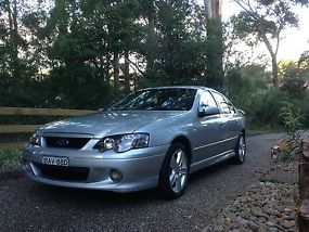 Ford Falcon XR6 (2004) 4D Sedan 4 SP Auto Seq Sports (4L - Multi Point F/INJ)... image 5