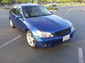 2001 Lexus IS300 Base Sedan 4-Door 3.0L image 1